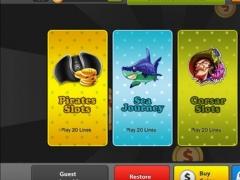 Pirates and Treasures - Free Slots 1.0 Screenshot