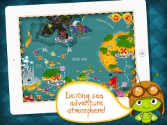 Pirates!! (FREE)— Pirate Kids Game w/ Challenging Preschool Mini Games & Puzzles 1.4 Screenshot