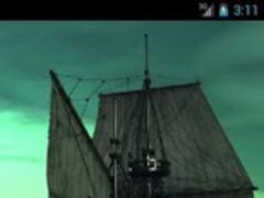 Pirates Ship Live Wallpaper 1.0 Screenshot