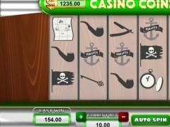 Pirates SloTs -- FREE Vegas Big Treasure Casino 1.0 Screenshot