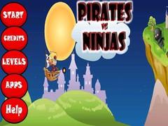 Pirates vs Ninjas 0.0.73 Screenshot