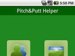 Pitch&Putt Helper 1.1 Screenshot