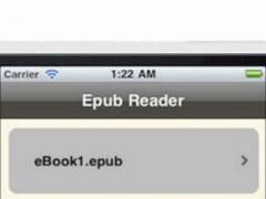 PiTL EpubReader 2.1 Screenshot