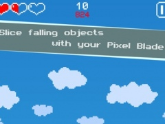 Pixel Blade: Ninja Training 1.1 Screenshot