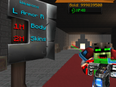 Pixel Craft Gun Battle 3D 1.0 Screenshot