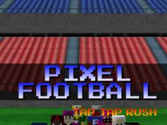 Pixel Football -Tap Touch Down 1.4 Screenshot