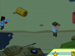 Pixel Gun Z Shooter Zombie Pro 1 Screenshot