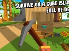 Pixel Island Survival Simulator 3D Full 1.4 Screenshot