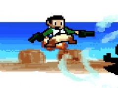 Pixel Jetpack Hunter X 1.0 Screenshot