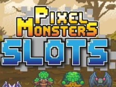 Pixel Monsters: Slots 1.101 Screenshot