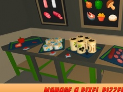 Pixel Pizzeria: Chef Cooking Simulator 3D 1.0 Screenshot