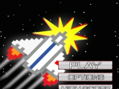 Pixel Space Galaxy Wars - Block Ships and Attack Game 1.0 Screenshot