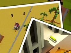 Pixel Tank Wars Free 1.0 Screenshot
