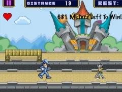 Pixel Wizard Runner 1.0 Screenshot