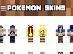 Pixelmon Skins For Minecraft 1.0 Screenshot