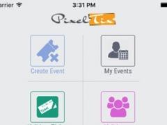 PixelTix 2.1 Screenshot