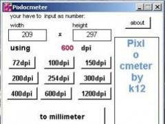 pixlocmeter  Screenshot