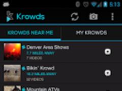 Pixorial Krowds 1.0.6 Screenshot