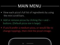 PizzApp SA 1.4 Screenshot