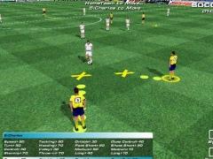 PlaceforGames: Tactical Soccer 1.00 Screenshot