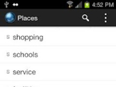 Places 3.2.0 Screenshot