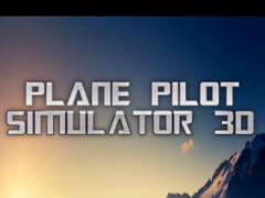Plane Pilot Simulator 3D 1.0.0 Screenshot