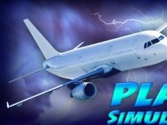 Plane Simulator 1.0 Screenshot