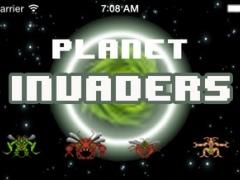 Planet Invaders - a fierce battle 1.0 Screenshot