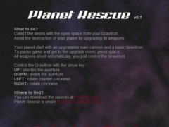 Planet Rescue  Screenshot