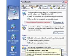 PlanetRemote Plus 2.01 Screenshot