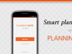 Planning Note - Lite Edition 1.0.1 Screenshot