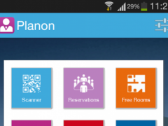 Planon  Screenshot
