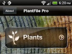 PlantFile Pro 1.9 Screenshot