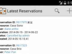 Planyo Online Booking System 1.1 Screenshot
