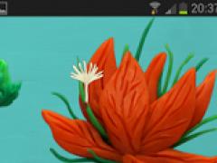 Flowers Live wallpaper Free 16.08.16 Screenshot