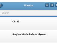 Plastics 6.5.3 Screenshot