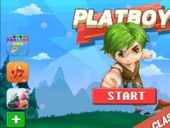 Plat Boy - infinifx breezy running man 4.7 Screenshot