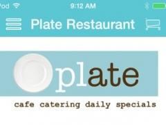 Plate Restaurant 3.1.0 Screenshot