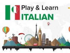 Play and Learn ITALIAN - free bilingual flashcards language learning travel app 1.2.1 Screenshot