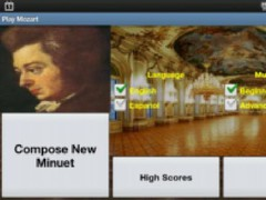 Play Mozart Lite 1.0 Screenshot