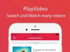 Play Video HD Pro - Manage Videos for Youtube 1.0 Screenshot