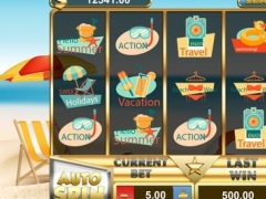 Play Vip Slots - Blue Fantasy 2.0 Screenshot