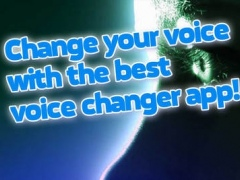 Play Voice Changer - Change your Voice with Cool Sound Maker & Record.er feat Prank Effects 1.0 Screenshot
