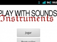 Play With Sounds - Instruments 1.0 Screenshot