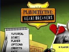PlayDetective: Heartbreakers 1.0 Screenshot
