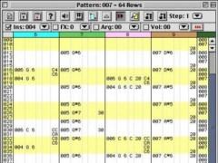 PlayerPro music editor and SoundTracker 2 Screenshot