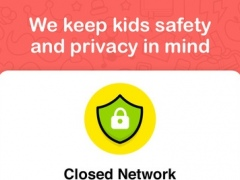 PlayKids Talk - Free Kids-Safe Chat and Messaging for children under 12 1.2.2 Screenshot