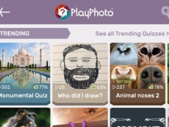 PlayPhoto – Free Quiz Picture Game 2.0.2 Screenshot