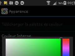 PluginColor (Deezmixplayer) 1.0 Screenshot