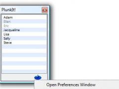 PlunkIt 1.0 Screenshot